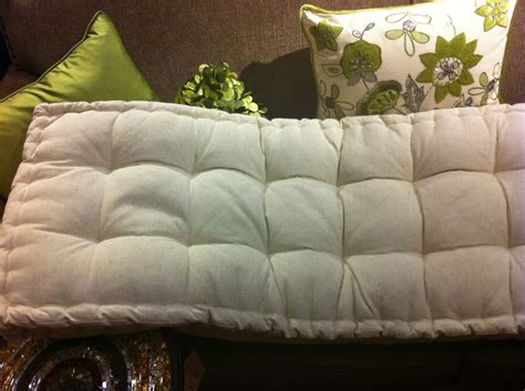 bench cushions pier one tufted bench cushion pier 1 for the home pinterest
