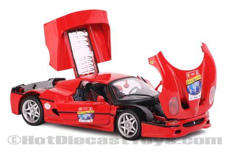Wheels Racer F50 60th Anniversary wheels f50 60th anniversary 1 18 diecast toys