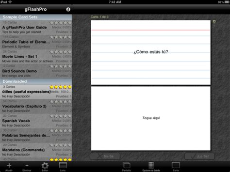 make flash cards app how to create and digital flash cards on your iphone