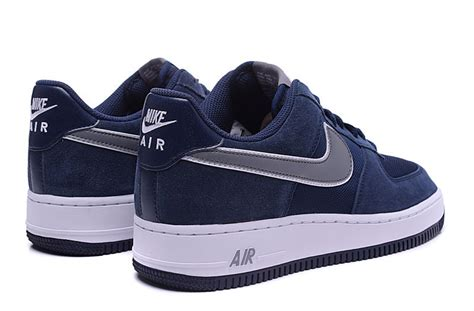 Sepatu Nike One 04 Casual Sneaker Running 41 45 cheapest nike air one 1 low suede midnight navy cool grey white 488298 433 s casual