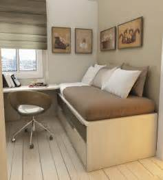 Small Rooms small floorspace kids rooms