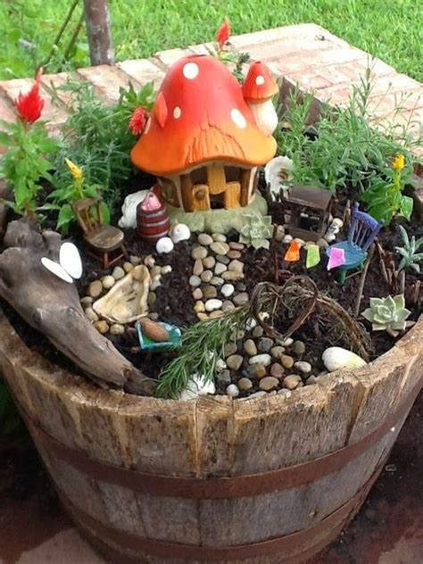 planter s house unleash your imagination magical garden designs
