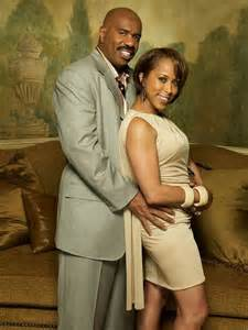 Steve harvey found love for a third time after a messy second orce