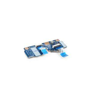 genuine hp 15 bs series laptop touchpad mouse button board