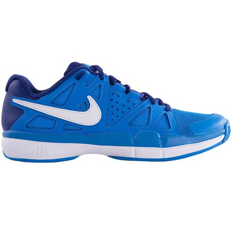 Nike Vapor Advantage nike air vapor advantage s tennis shoe blue white