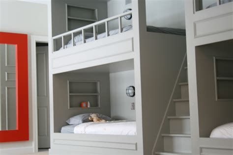 built in bunk beds pdf diy built in bed plans download building plans a loft