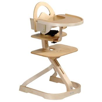 Svan High Chair by Horizontal Stripes April 2012