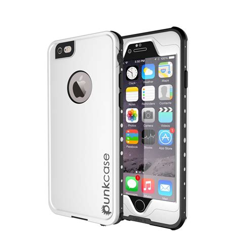 punkcase 174 iphone 6s plus 6 plus waterproof white thin fit underwater 6 6ft ebay