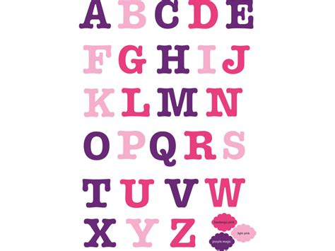 Wall Decal Nice Wall Letter Decals For Nursery Make Your Wall Decal Letters For Nursery