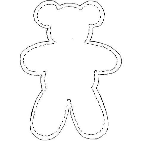 bear pattern for kindergarten bears crafts for preschoolers google search bears