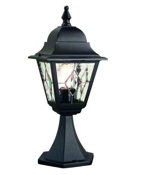 Elstead Norfolk Nr3 Classic Leaded Outdoor Pedestal Outdoor Lighting Centre