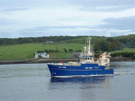 fishing boat for sale ireland mfv eternal dawn mooney boats ireland