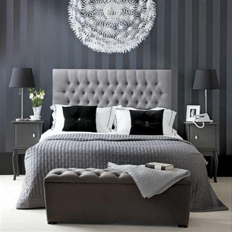 Schwarzes Schlafzimmer Wallpaper by 50 Photos Avec Des Id 233 Es Pour Poser Du Papier Peint Intiss 233