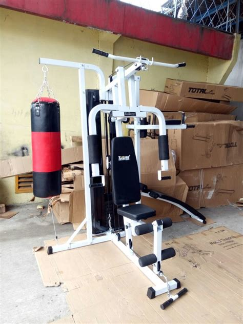 Alat Fitness Home 3 Sisi home tiga sisi with sit up bench istanamurah