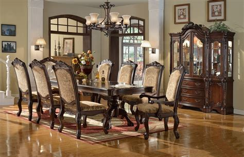 Formal Dining Room Set fine home furniture belmont formal dining room set
