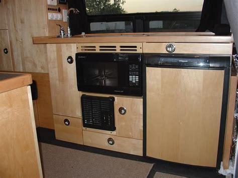 Sprinter Conversion Kitchen by Sprinter Rv Diy Sprinter Rv Conversion Gallery Cer
