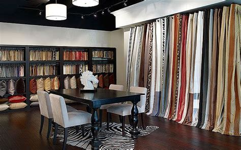 drapestyle costa mesa custom curtain showroom window