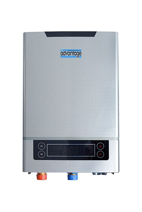 Small Electric Water Heaters Canada Ecosense Tankless Water Heater Ceco180dvln In Canada