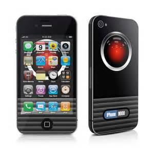 9000 iPhone 4 Skin   Covers iPhone 4s for custom style and