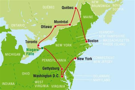 Autoversicherung Quebec by Patriot Trails Canusa