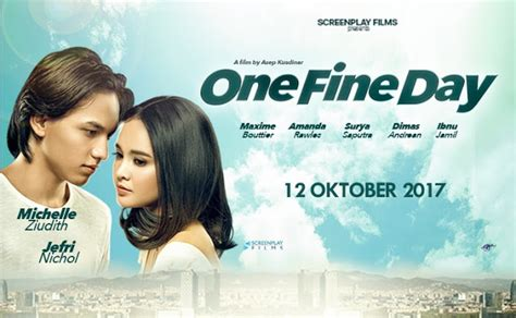 film one fine day 2017 arul s movie review blog one fine day 2017 review