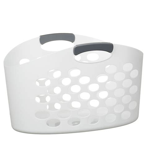 Oval Laundry Basket With Handles Laundry Linen Basket Laundry With Handles