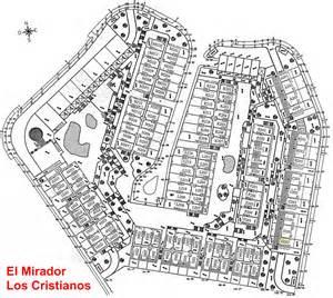 Apartment Complex Map El Mirador The Expedia Tenerife Property