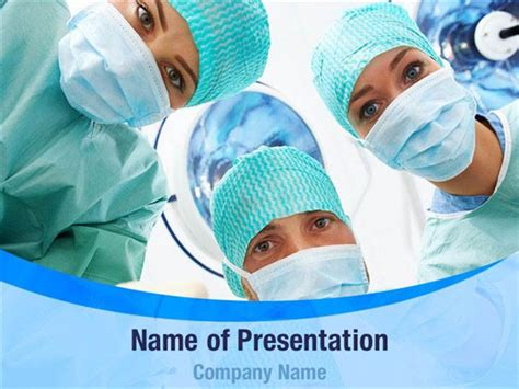 Surgery Powerpoint Templates Surgery Powerpoint Surgery Ppt Templates Free