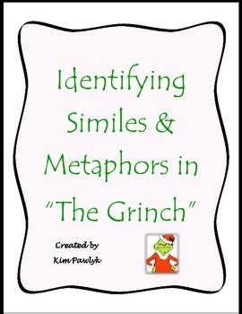 1000+ ideas about simile on pinterest | similes and