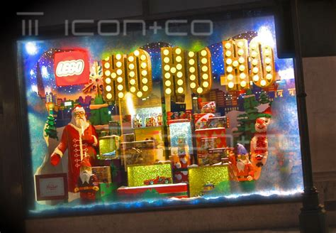 christmas house window displays prop makers retail display manufacturers scenic artists