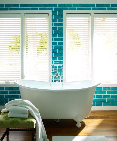 blue subway tile bathroom cococozy book first look designer katie ridder s