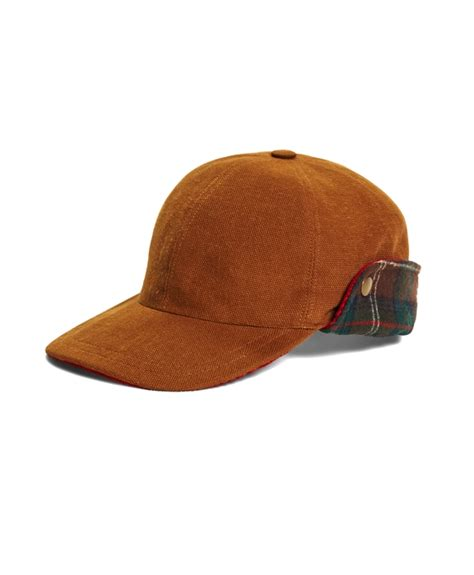 s pendleton 174 baseball cap with ear flaps