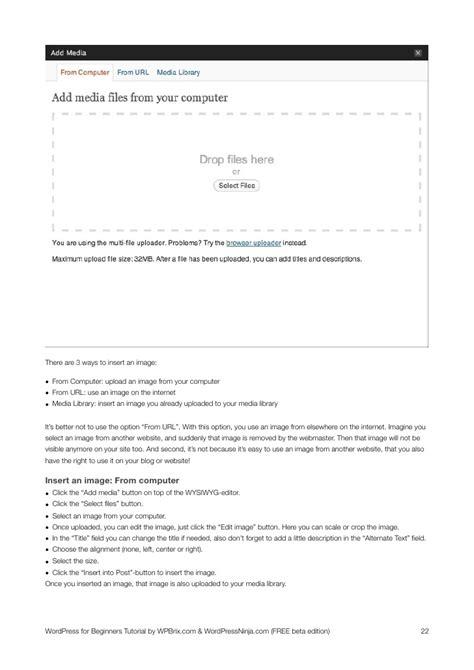 tutorial wordpress for beginners wordpress for beginners tutorial