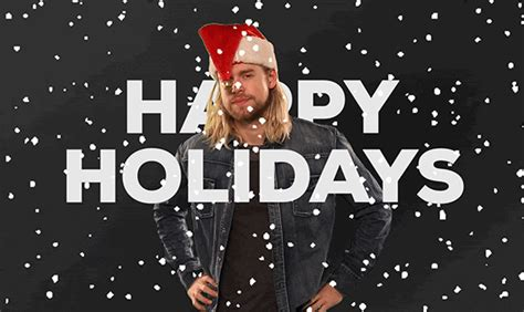 happy holidays gifs find share  giphy