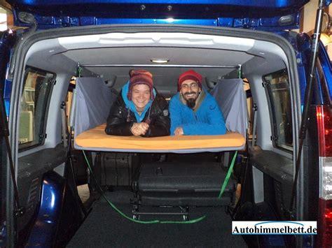 Im Auto by Schlafen Im Fahrzeuge Bequem Im Auto 252 Bernachten Mit