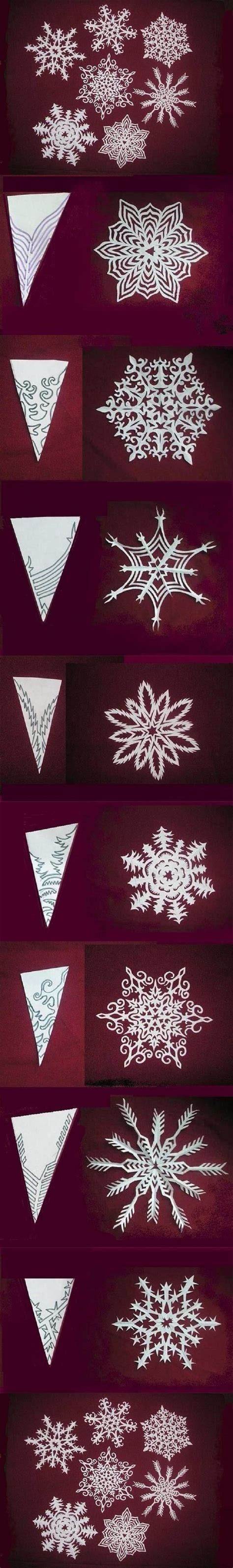 diy decorations paper snowflakes 31 and diy decorations paper