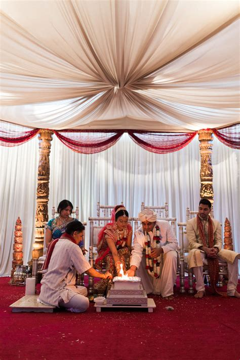Wedding Blessings Leicester by Leicestershire Ladywood Estate Indian Wedding