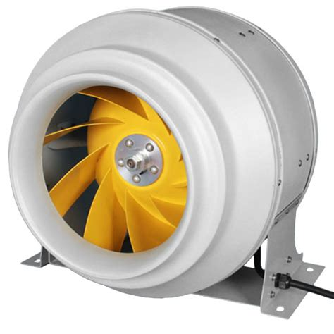 high cfm industrial fans 12 quot f5 industrial high output in line fan 2320 cfm