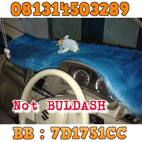 Karpet Dashboard Jazz karpet bulu dashboard warna biru karpet dashboard