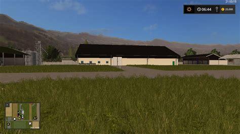 Modern Farm modern farm mod for farming simulator 2017 maps