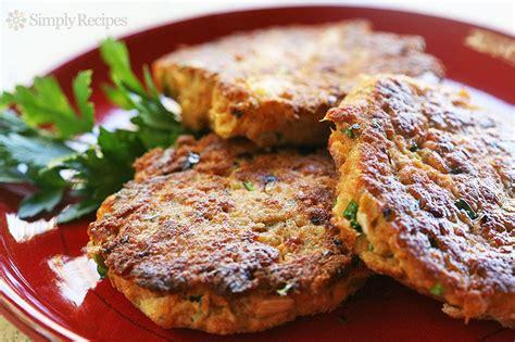salmon patties recipe simplyrecipes com