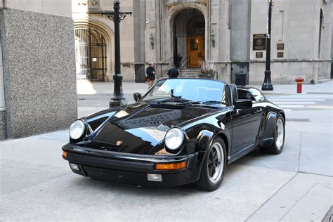1989 porsche speedster for sale 1989 porsche 911 speedster stock gc1824b for