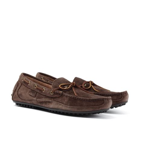 boat shoes polo polo ralph lauren wyndings brown boat shoes