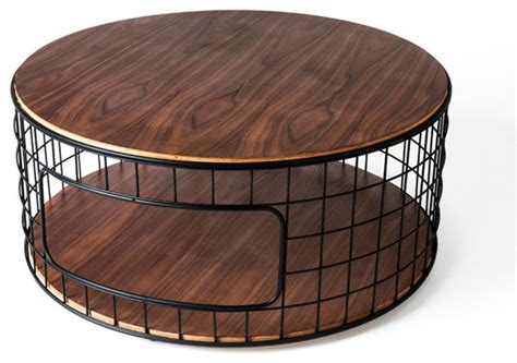 Modern Coffee Table Los Angeles Wireframe Coffee Table Contemporary Coffee Tables Los Angeles By Bobby Berk Home