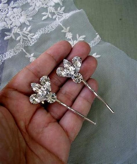 Vintage Style Wedding Hair Accessories by Bridal Hairpins Vintage Style Wedding Hair Accessories