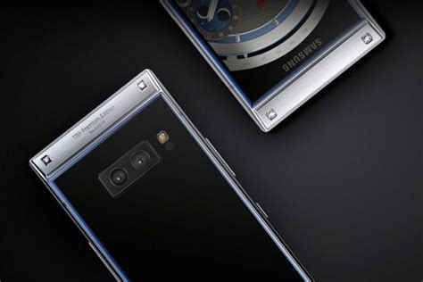 samsung unveils high end flip phone with flagship spec and luxe price mikeshouts