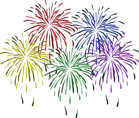 clipart graphics free free clip of new year fireworks clipart 8 happy