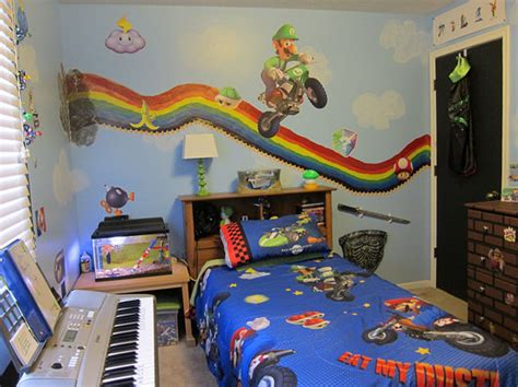 mario bedroom 25 fantasy bedrooms geeks would die for hongkiat