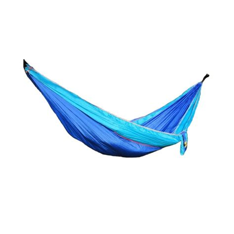 Hamac Parachute by Hamac Parachute Hammock Bleu Et Bleu Turquoise