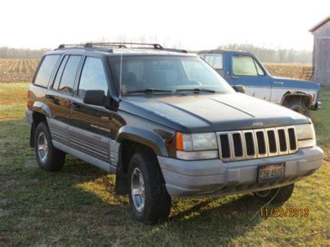 1997 Jeep Laredo Find Used 1997 Jeep Grand Laredo 4 Door 4 0l In